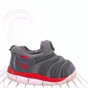 Nike Kids Dynamo Free Boys Shoes Size 7c